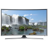 SAMSUNG Curved Smart TV LED 55 Inch [UA55J6300] - Televisi / TV 42 inch - 55 inch